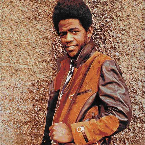 Al Green, Sha La La, Piano, Vocal & Guitar (Right-Hand Melody)