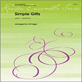 Al Hager Simple Gifts - Full Score Sheet Music and PDF music score - SKU 325680