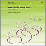 Al Hager Ukrainian Bell Carol - 1st Flute Sheet Music and PDF music score - SKU 325715