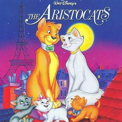 Al Rinker, Ev'rybody Wants To Be A Cat (from Walt Disney's The Aristocats), Piano, Vocal & Guitar (Right-Hand Melody)