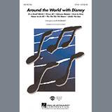 Alan Billingsley Around The World With Disney (Medley) Sheet Music and PDF music score - SKU 425416