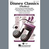 Alan Billingsley Disney Classics (Medley) Sheet Music and PDF music score - SKU 425426