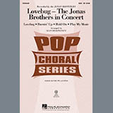 Alan Billingsley Lovebug - The Jonas Brothers In Concert (Medley) Sheet Music and PDF music score - SKU 284195