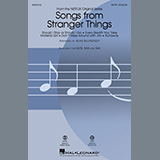 Alan Billingsley Songs from Stranger Things (arr. Alan Billingsley) Sheet Music and PDF music score - SKU 453141
