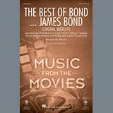 Alan Billingsley The Best of Bond... James Bond (Choral Medley) Sheet Music and PDF music score - SKU 469801