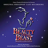 Alan Menken A Change In Me (from Beauty and the Beast: The Broadway Musical) Sheet Music and PDF music score - SKU 417179