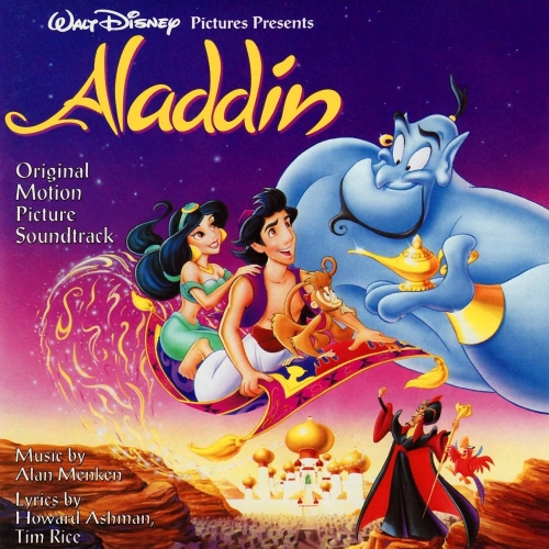 Alan Menken, A Whole New World (from Aladdin), Piano (Big Notes)