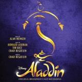 Alan Menken A Whole New World (from Aladdin: The Broadway Musical) Sheet Music and PDF music score - SKU 157701