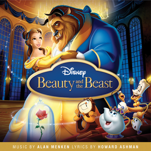 Alan Menken, Be Our Guest (from Beauty And The Beast), Piano, Vocal & Guitar (Right-Hand Melody)