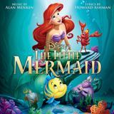 Alan Menken Kiss The Girl (from The Little Mermaid) Sheet Music and PDF music score - SKU 417371