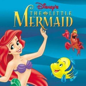 Alan Menken, Part Of Your World (from The Little Mermaid), Piano, Vocal & Guitar (Right-Hand Melody)