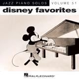 Alan Menken Part Of Your World [Jazz version] (from Disney's The Little Mermaid) Sheet Music and PDF music score - SKU 198647