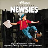 Alan Menken Seize The Day (from Newsies) Sheet Music and PDF music score - SKU 417367