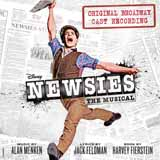 Alan Menken Seize The Day (from Newsies The Musical) (arr. Mac Huff) Sheet Music and PDF music score - SKU 405159