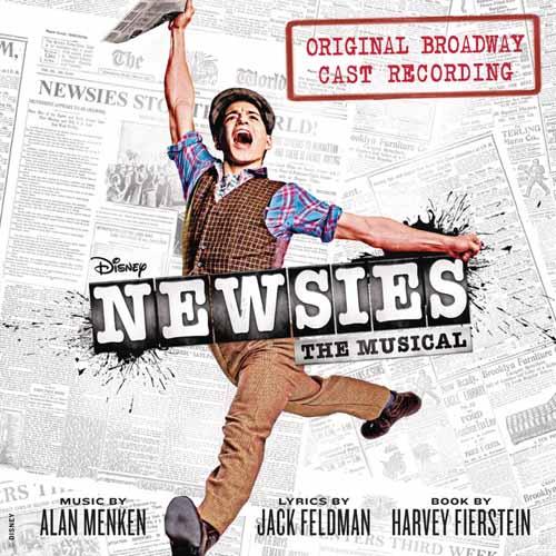 Alan Menken, Seize The Day (from Newsies The Musical) (arr. Mac Huff), 3-Part Mixed Choir