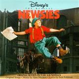 Alan Menken The Bottom Line (from Newsies) Sheet Music and PDF music score - SKU 96972