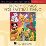 Alan Menken Under The Sea [Ragtime version] (from The Little Mermaid) (arr. Phillip Keveren) Sheet Music and PDF music score - SKU 188839