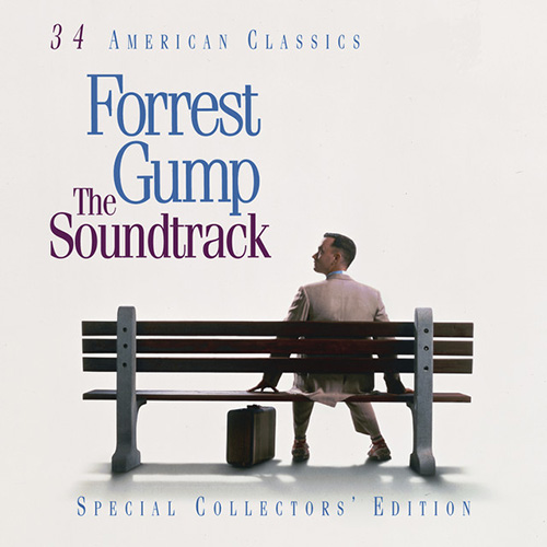Alan Silvestri, Forrest Gump - Main Title (Feather Theme), Educational Piano