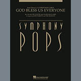 Alan Silvestri God Bless Us Everyone - Bb Clarinet 1 Sheet Music and PDF music score - SKU 296402