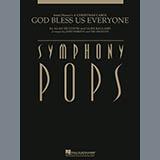 Alan Silvestri God Bless Us Everyone - Bb Trumpet 3 Sheet Music and PDF music score - SKU 296361