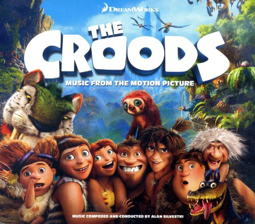 Alan Silvestri, Grug Flips His Lid (from The Croods), Piano