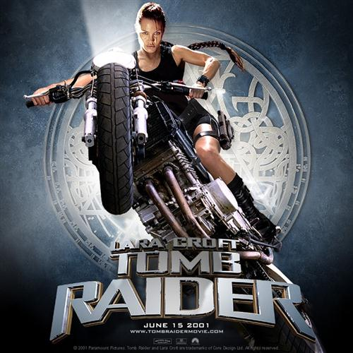 Alan Silvestri, Lara Croft Tomb Raider: The Cradle Of Life (Pandora's Box), Piano