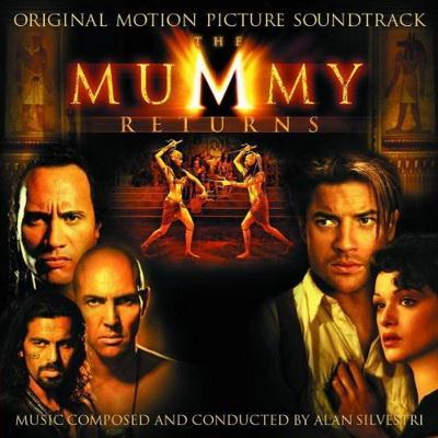 Alan Silvestri, The Mummy Returns (The Mummy Returns), Piano