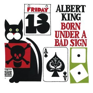 Albert King, Born Under A Bad Sign, Bass Guitar Tab