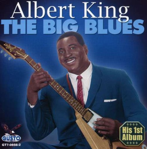 Albert King Don't Throw Your Love On Me So Strong profile image