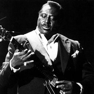 Albert King, Oh Pretty Woman, Guitar Tab