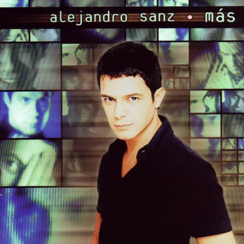 Alejandro Sanz, Corazon Partio, Piano, Vocal & Guitar (Right-Hand Melody)