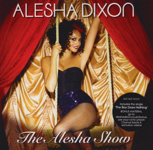Alesha Dixon, Let's Get Excited, Piano, Vocal & Guitar