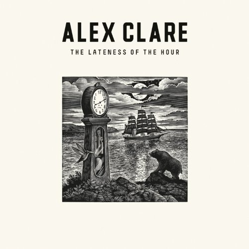 Alex Clare, Humming Bird, Piano, Vocal & Guitar (Right-Hand Melody)