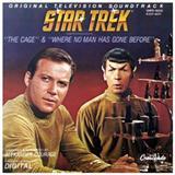 Alexander Courage Star Trek Main Theme Sheet Music and PDF music score - SKU 99520