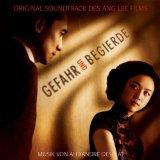 Alexandre Desplat Dinner Waltz (Traffic Quintet)/Wong Chia Chi's Theme (from Lust, Caution) Sheet Music and PDF music score - SKU 103883
