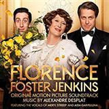 Alexandre Desplat Florence Foster Jenkins Sheet Music and PDF music score - SKU 175466