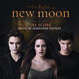 Alexandre Desplat New Moon Sheet Music and PDF music score - SKU 91756