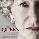 Alexandre Desplat People's Princess I/Elizabeth & Tony (from The Queen) Sheet Music and PDF music score - SKU 38289