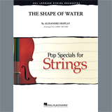 Alexandre Desplat The Shape of Water (arr. Larry Moore) - Bass Sheet Music and PDF music score - SKU 404104