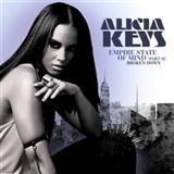 Alicia Keys Empire State Of Mind (Part II) Broken Down Sheet Music and PDF music score - SKU 107210
