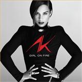 Alicia Keys Girl On Fire (Inferno Version) Sheet Music and PDF music score - SKU 150459