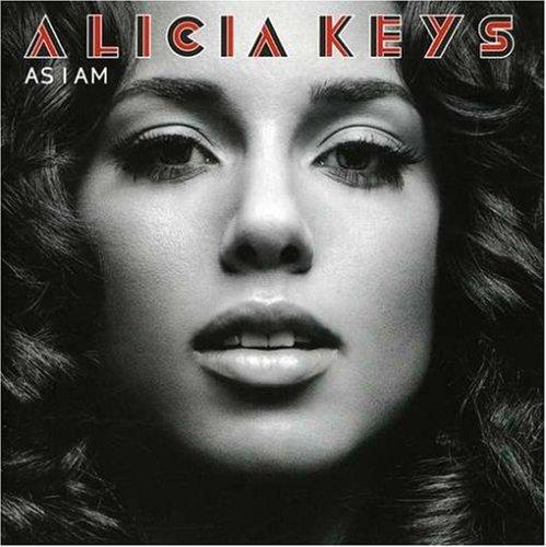 Alicia Keys, No One, Piano, Vocal & Guitar (Right-Hand Melody)