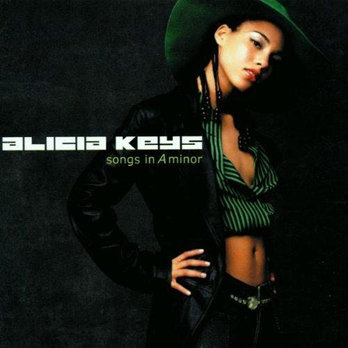 Alicia Keys, Piano & I, Easy Piano