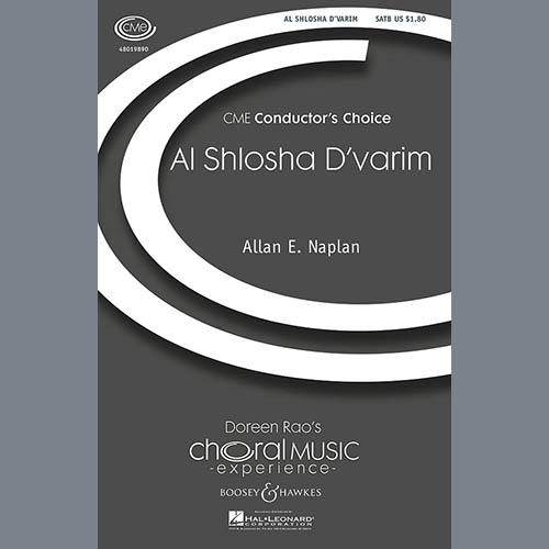 Allan Naplan Al Shlosha D'Varim profile image