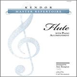 Amy Kempton Kendor Master Repertoire - Flute - Full Score Sheet Music and PDF music score - SKU 325635