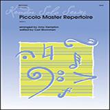 Amy Kempton Piccolo Master Repertoire - Piano Accompaniment Sheet Music and PDF music score - SKU 440863
