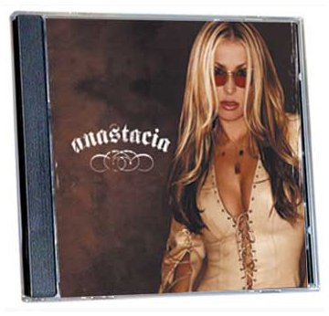 Anastacia, Sick And Tired, Piano, Vocal & Guitar