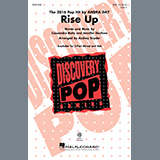 Andra Day Rise Up (arr. Audrey Snyder) Sheet Music and PDF music score - SKU 510674