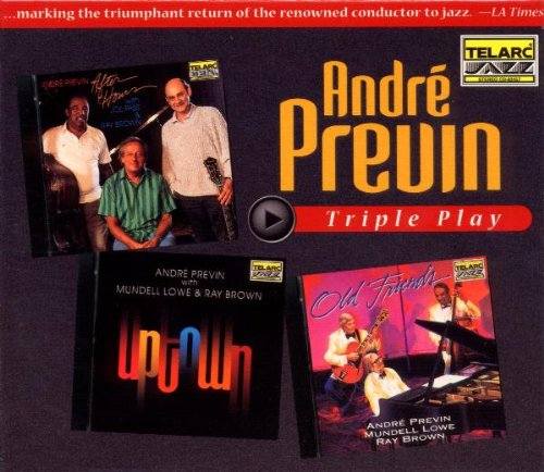 Andre Previn Between The Devil And The Deep Blue Sea profile image