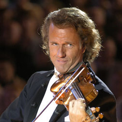 Andre Rieu On Holiday Sheet Music and PDF music score - SKU 106661